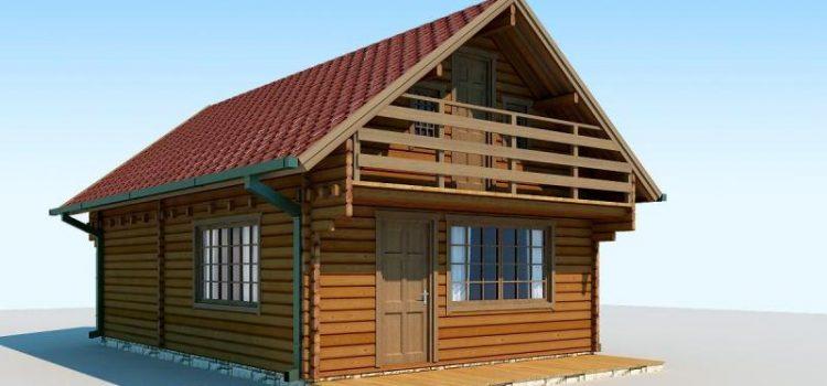 Casa in legno!?