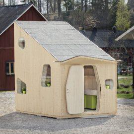 Un trend?! Abitare in una casa mini.
