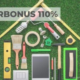 Superbonus 110%: al via pre pausa estiva
